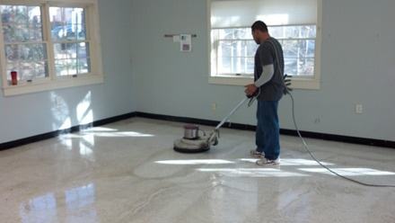Commercial Cleaning Tile